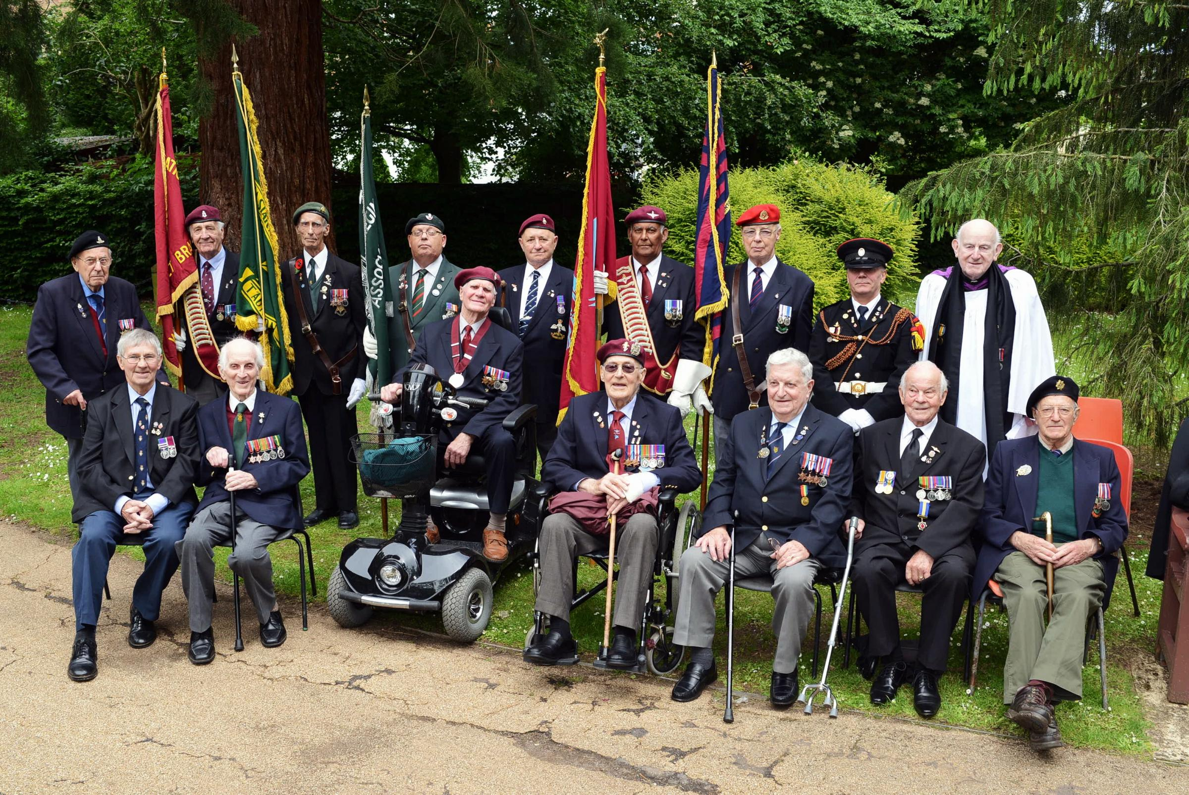 Taunton marks 70th anniversary of D-Day