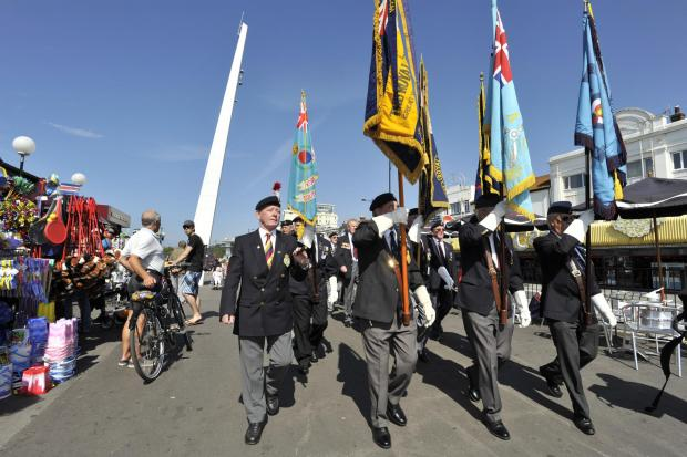 Exeter's Armed Forces Day – June 21