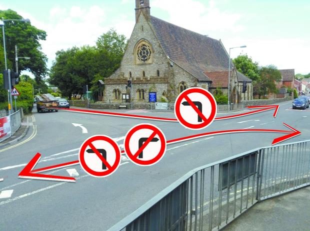 This is The West Country: Your reaction: Chard crossroads plans