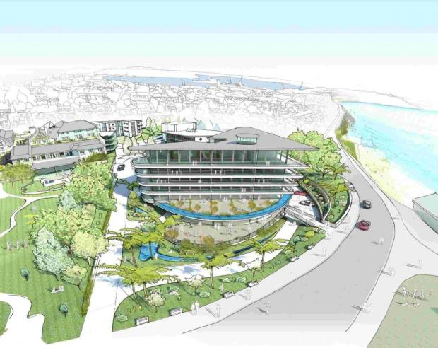 Public reaction to Falmouth Beach Hotel site redevelopment plans: HAVE YOUR SAY