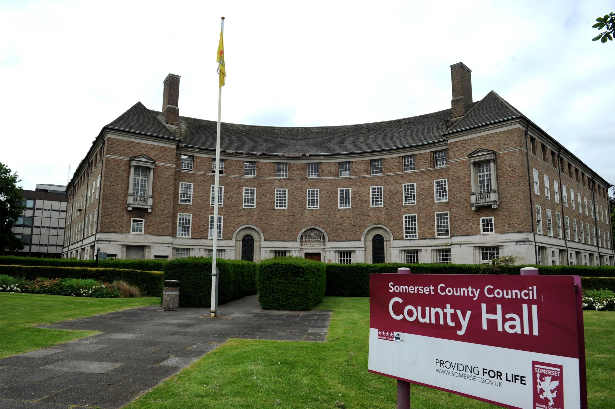 Taunton Deane Council could relocate to County Hall