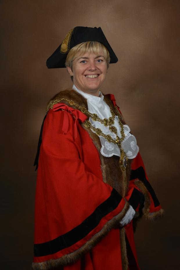 This is The West Country: Town Hall Talk: Mayor of Chard Jenny Kenton