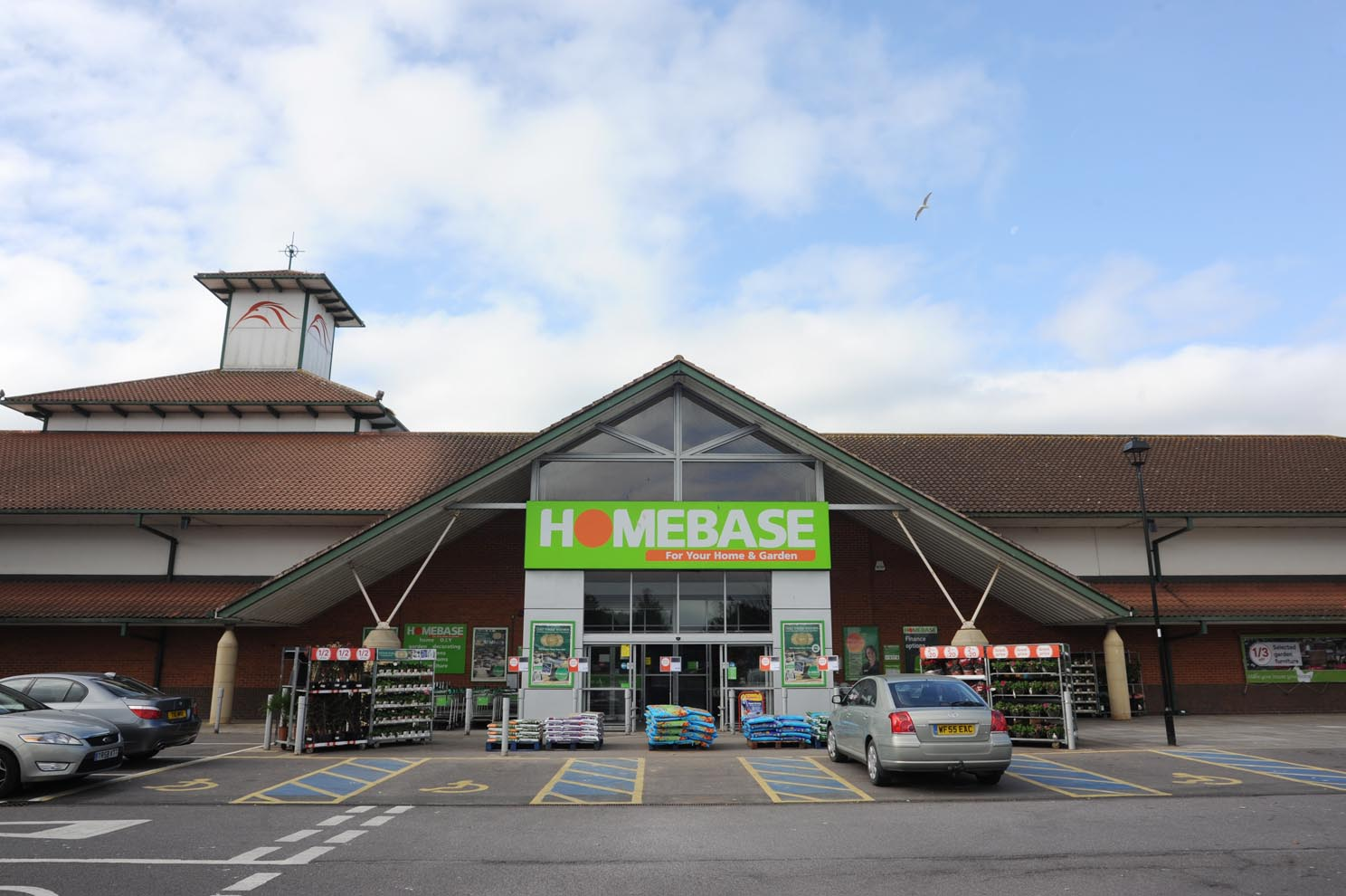 Homebase closing Taunton store - The Range to move in