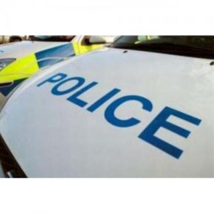 Vehicle overturns after crash near Ilminster