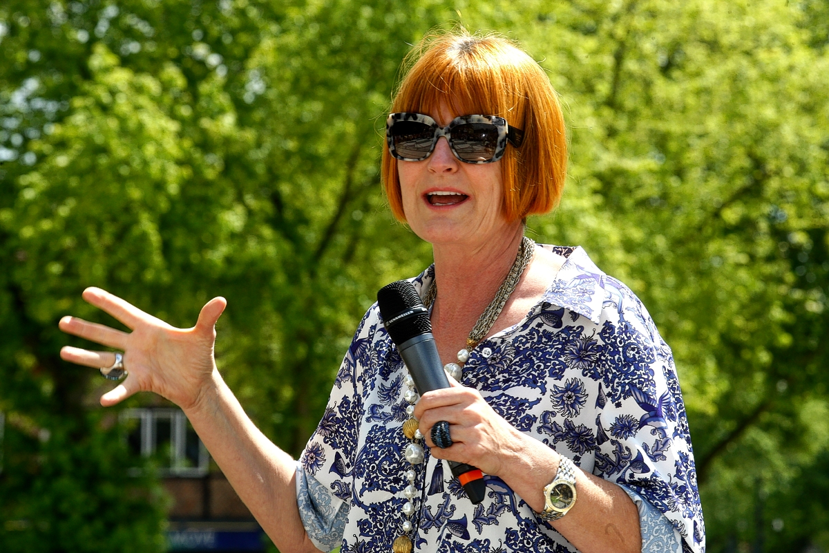 'Queen of Shops' Mary Portas on the look out for Falmouth businesses