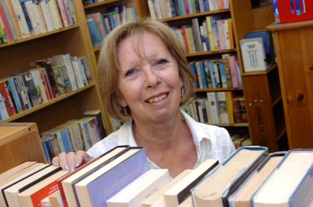 Writers' Workshop Tour of Devon Libraries by TV's Teresa Driscoll