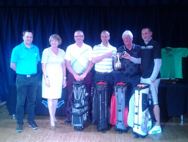 GOLF: 12-month turnaround for Brean Division Six side