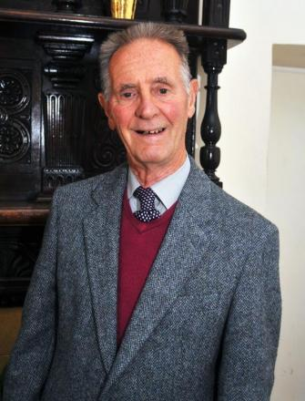 KEN Hindle received a British Empire Medal for services to adult education.