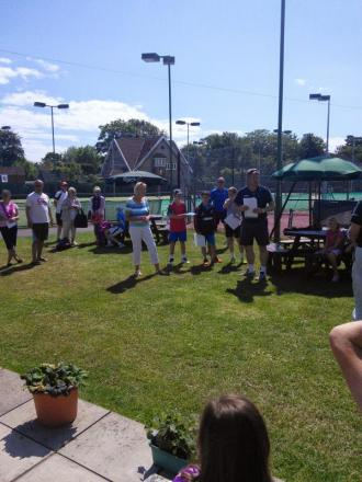 TENNIS: 96th year of Avenue tournaments