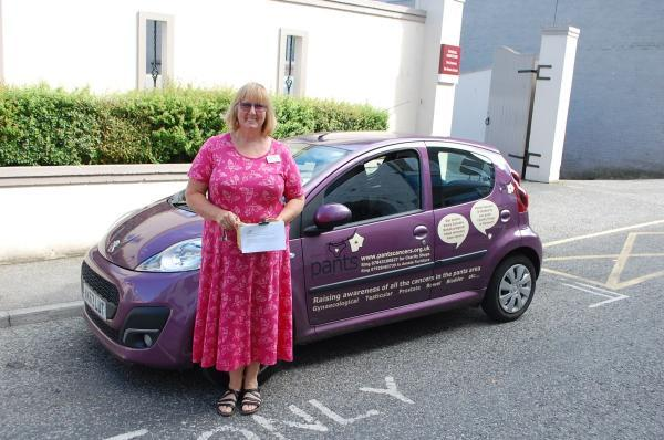 Pants Cancer pensioner pays price over parking penalties