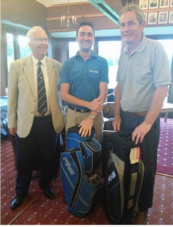 GOLF: Edwards and Sly take fourball trophy at Enmore Park