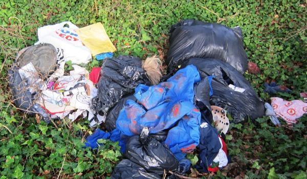 Martin Durrant's waste was discovered by Bridgwater.