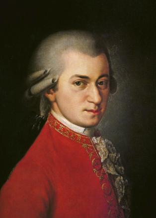 MELODIES by Mozart, pictured, are on the programme of The David Hall's next music date.