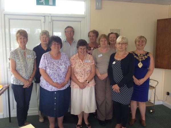 Alzheimer's Society's memory café five-year anniversary