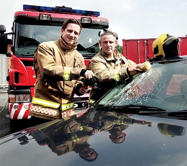 This is The West Country: Force on the lookout for on-call firefighters