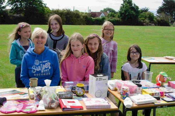 Helston and Lizard schools band together for first summer fete: PICTURES