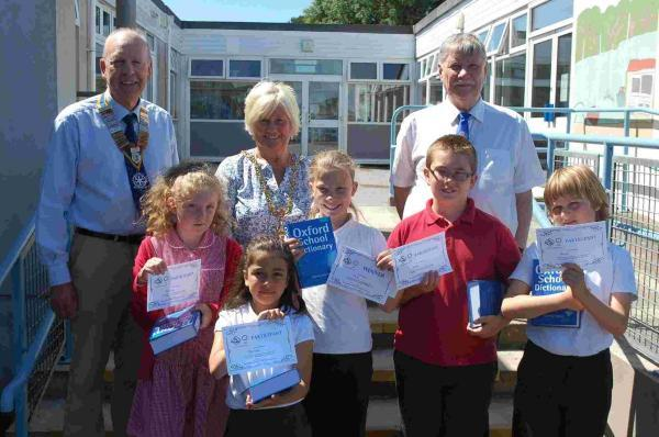 Penryn Junior pupil's fifth place in national Rotary writing contest
