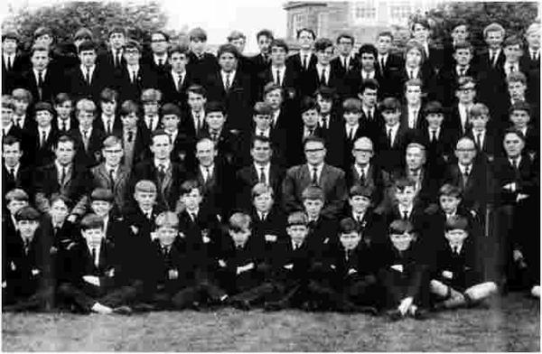 Did you study at Falmouth Grammar or High School? Grand reunion planned