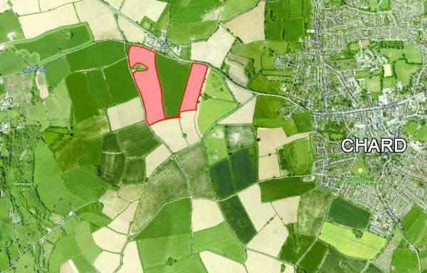 Huge solar farm plans for outskirts of Chard