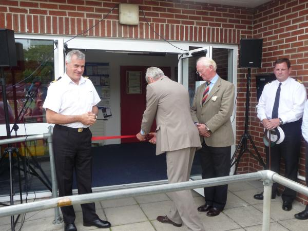 Tall Tree Community Centre opened
