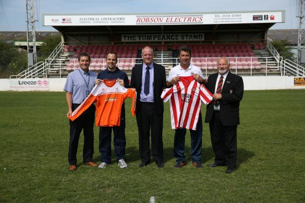 Bridgwater Town's college deal has plenty in reserve