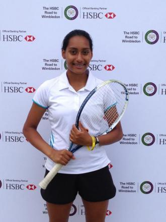 Nirva misses out on Road to Wimbledon