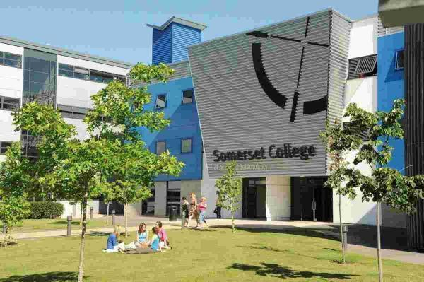 College awarded £1m for centre of excellence Royals on flooding visit