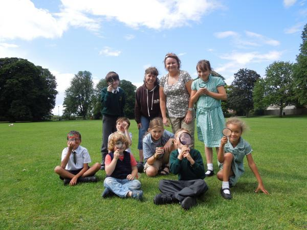Free open air youth club in Taunton over summer holidays