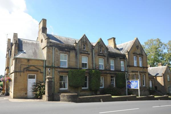 Out of administration - Shrubbery Hotel in Ilminster sold for £995,000