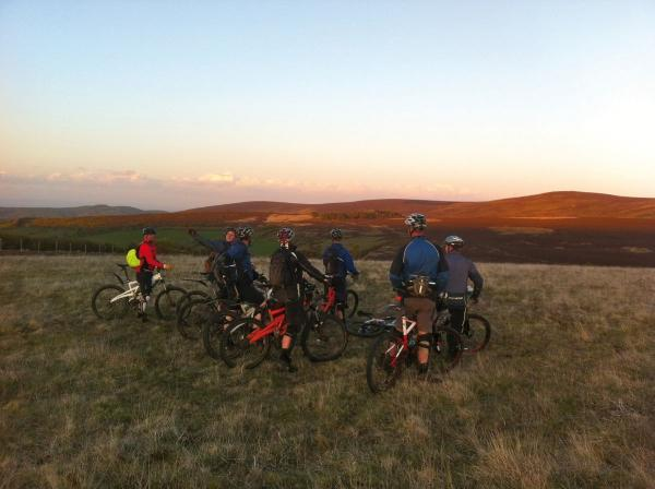 THE Exmoor Explorer event takes in dramatic, beautiful and often inaccessible scenery. Photo courtesy Exmoor Adventures.