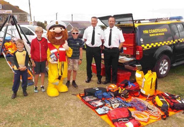 Crowds enjoy Lizard Lifeboat fete: PICTURES
