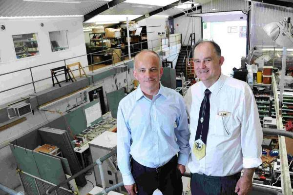 Falmouth magnet firm is attracting more work