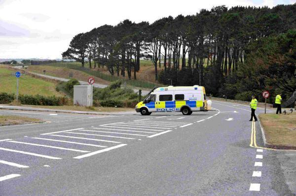 Bomb scare at Culdrose Air Day