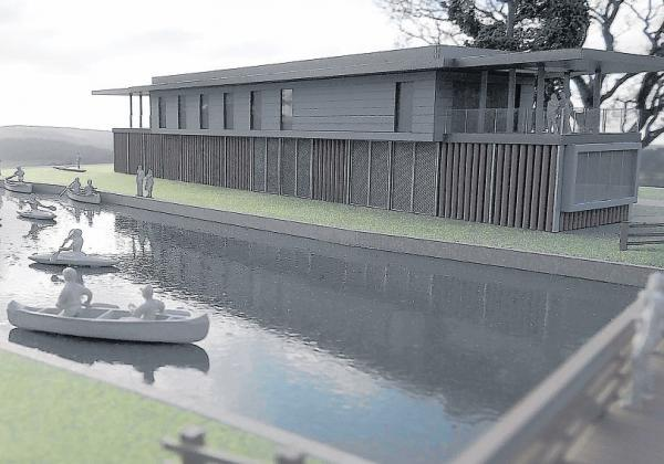£450,000 grant for new activity centre