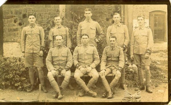 Latest First World War donation brings Yeovil War Memorial soldiers' to life