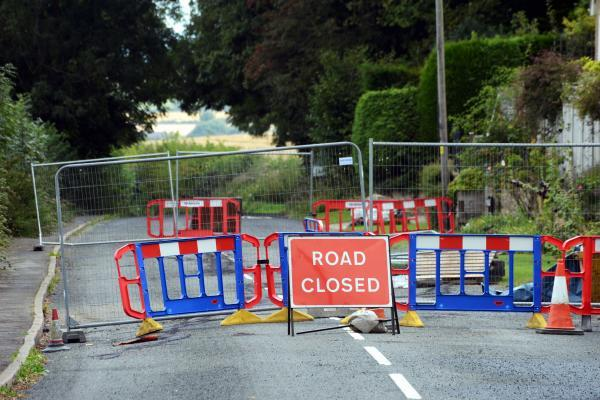 Angry reaction to Ilminster road which could be