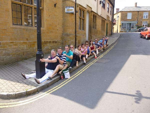 Ilminster Young Farmers raise money for Diabetes UK