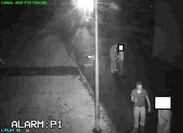 Two men sought following assault which left man with broken jaw