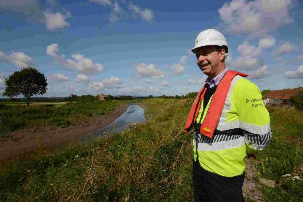Water voles to be relocated as part of dredging project on Parrett and Tone