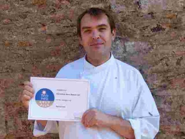 Phil Verden, chef at Clavelshay Barn
