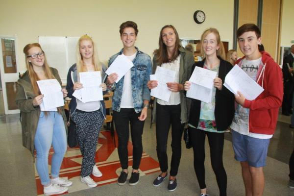 Students' commitment praised