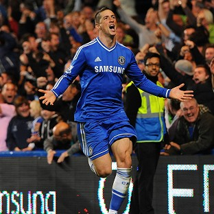 Fernando Torres is heading out of Chelsea