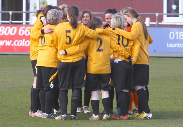 FEATURE: Taunton Town Ladies FC