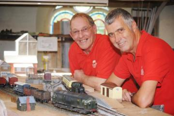 Culm Valley Model Railway Show returns to Willand this Saturday
