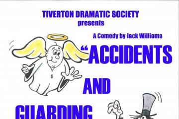 Black comedy set in funeral directors coming to Tiverton
