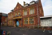 MINEHEAD'S Old Hospital could be made into a community hub if a community group's bid is accepted. PHOTO: Jeff Searle.