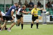 Tom Kessell will be making his 100th appearance for the Cornish Pirates on Sunday. Picture: SIMON BRYANT/ITKIS PHOTO