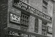 The old Kingsbury & Sons store.