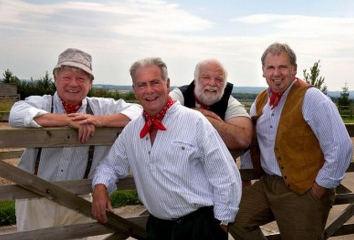 Wurzels re-record 'Combine Harvester' to highlight toll of farm accidents: VIDEO