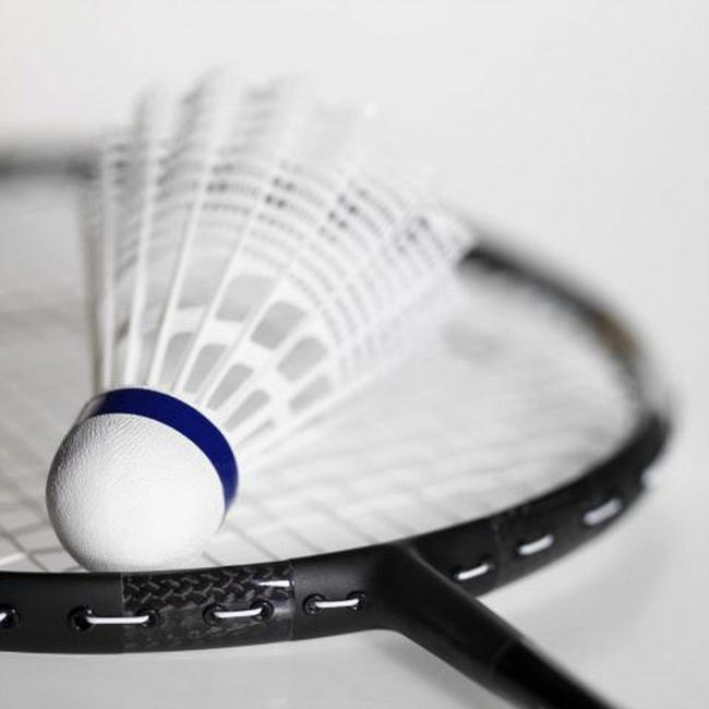 BADMINTON: Aze and Jackson land doubles title